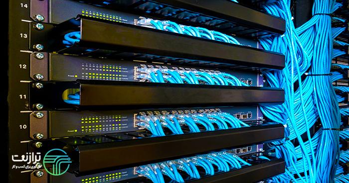 کاربرد اصلی رک شبکه چیست؟