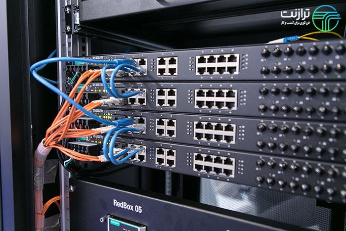مهمترین تجهیزات اکتیو شبکه